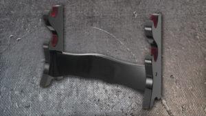 Schwertständer double