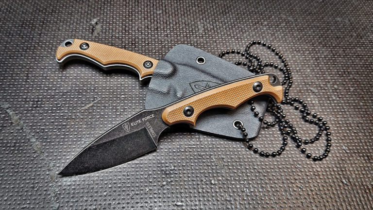 Neck Knife EF714