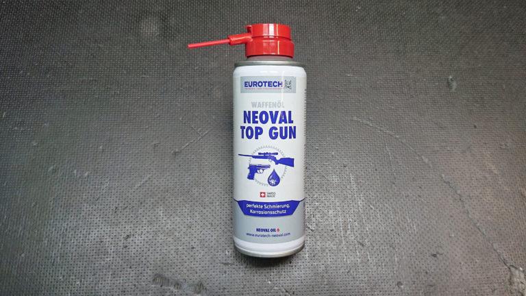 Top Gun Waffenöl - 200ml Sprühdose